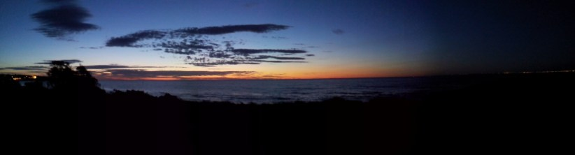 Sunset Panoramic Frankston Victoria