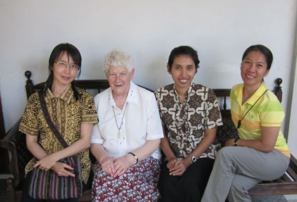 Keeping-Company.com, FCJ Sisters, Faithful Companions of Jesus Asia-Australia