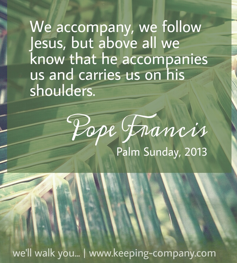 Image Today Is Palm Sunday